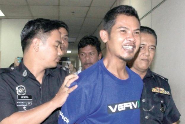 Dadah: Mamat Exist Mengaku Salah, Denda RM1000