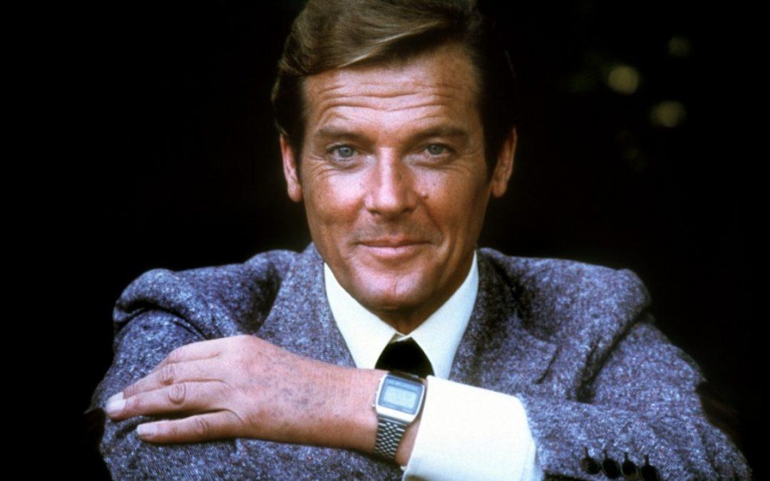 Pelakon James Bond Meninggal Dunia