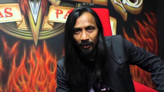 Soffi Jikan Nafi Ditahan Polis