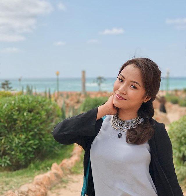 Ika Nabella Rindu Arwah Opah