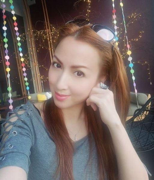 Maria Farida Jaga Hati Mertua