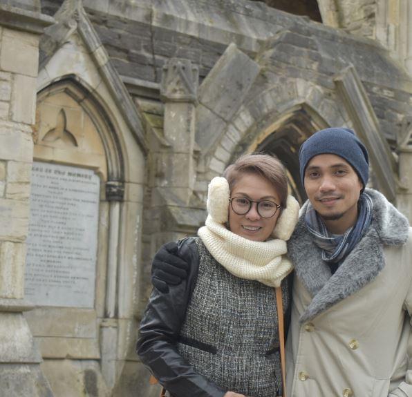 14 Tahun Kahwin, Mark Adam Masih Belum Ada Anak