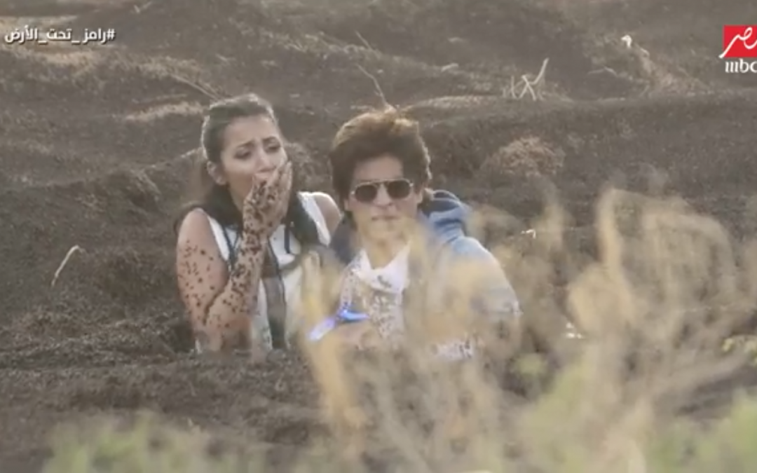 Tular Shah Rukh Khan Bengang Kena Prank