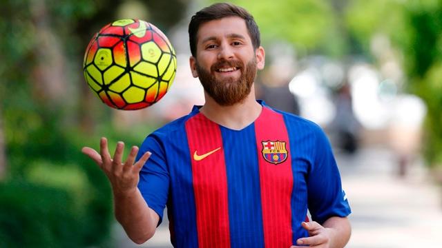 Dianggap Buat Kacau, Kembar Lionel Messi Hampir Dipenjarakan?