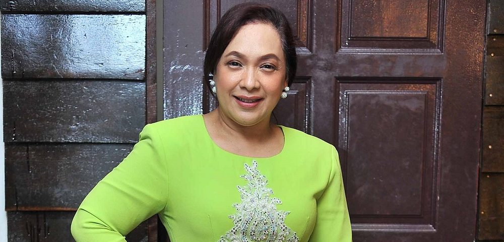 Ketupat Palas, Menu Wajib Maria Tunku Sabri