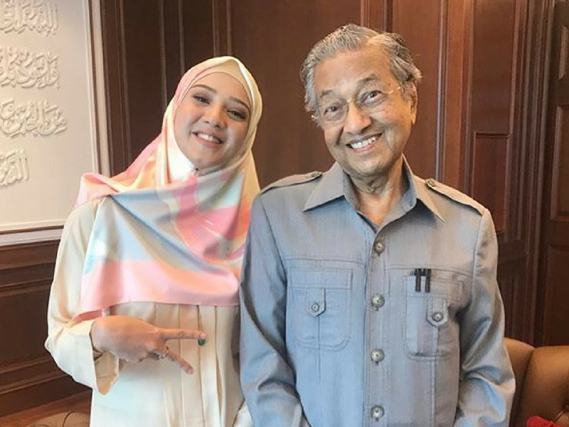 """I'm Not A Journalist Nor A Politician"" – Fathia Latiff"