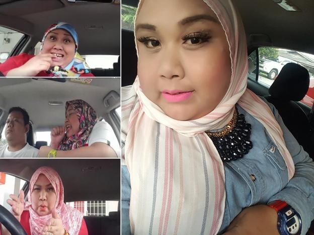 'Husband Saya Seorang Yang Sporting' – Kak Girl