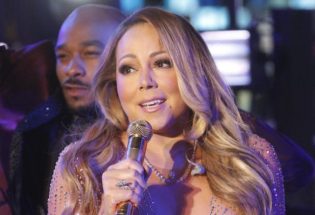 Mariah Carey Hampir Tidak Dikenali Kerana Gemuk