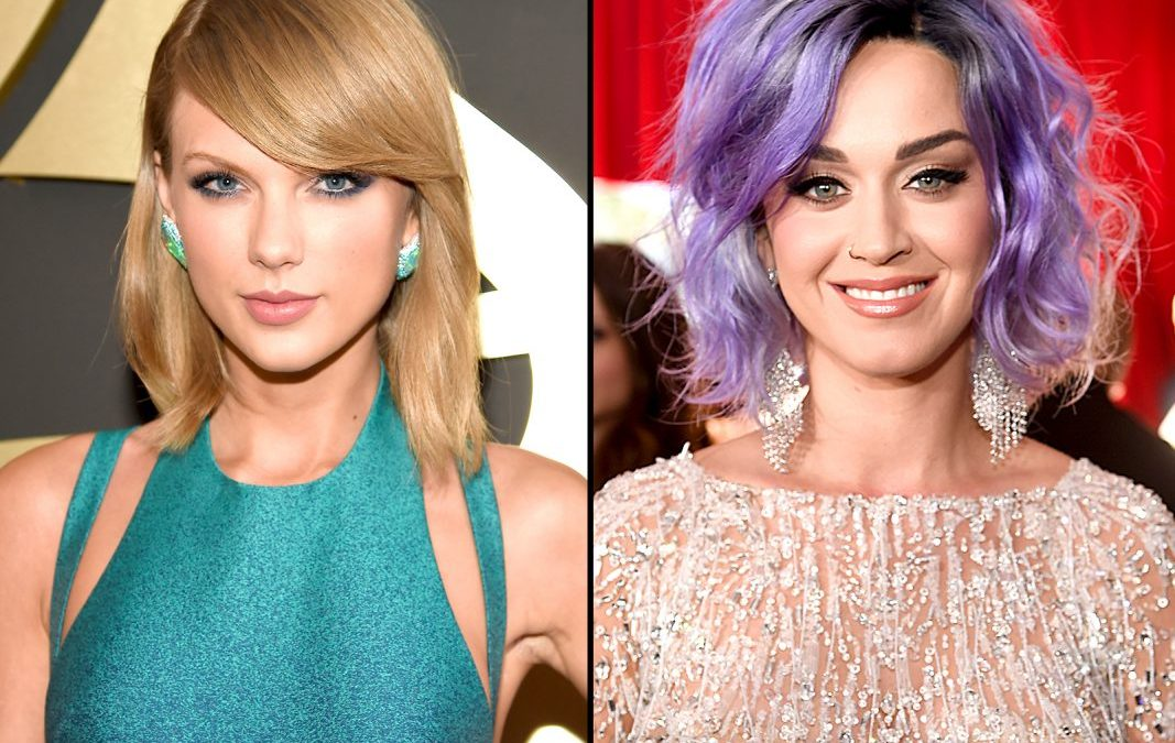 Berakhir Sudah Perang Dingin, Katy Perry Sudah Pun Maafkan Taylor Swift