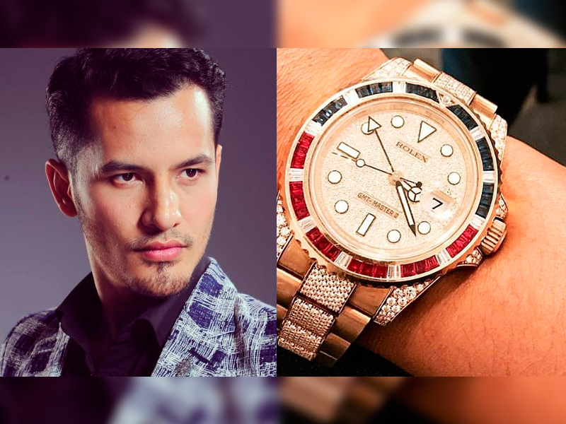 Jam Rolex, Saya Hanya Bergurau – Aliff Syukri