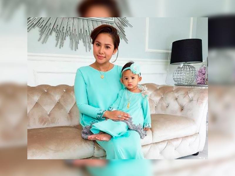 Bekas Suami Elly Mazlein Mohon Pengurangan Nafkah Anak Dari RM1500 Ke RM500
