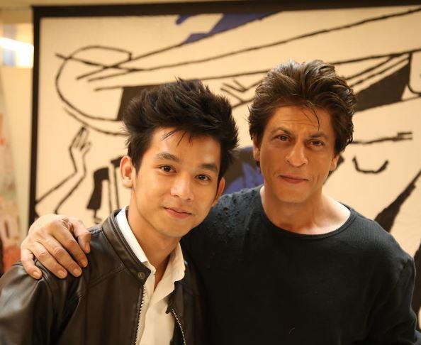 Shah Rukh Khan Beri Nasihat Pada Jaa Era FM