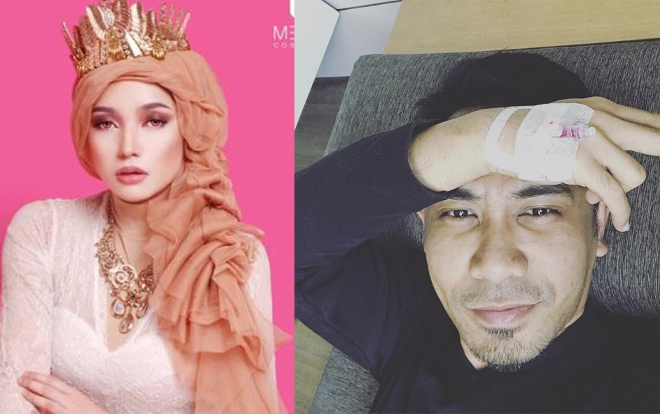 Perihal Foto Seksi Isteri dan Hafiz Hamidun Masuk Wad?