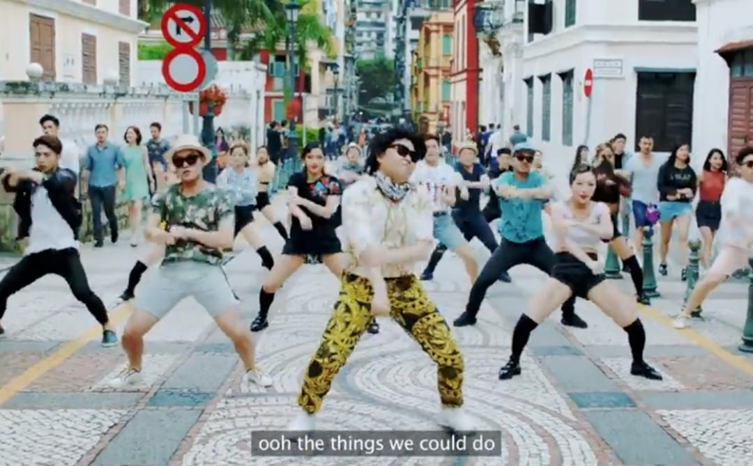 Lagu PSY Curi Tumpuan Lagi