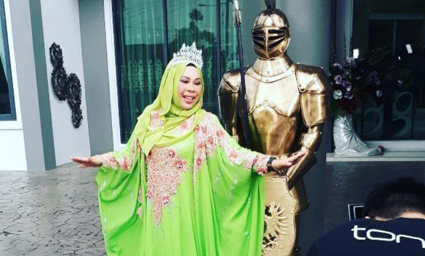 Datuk Seri Vida Melabur Banyak Untuk Klip Video Bertaraf Dunia