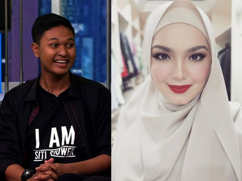 Klon Datuk Siti 'Siti Shower' Terima Undangan Show