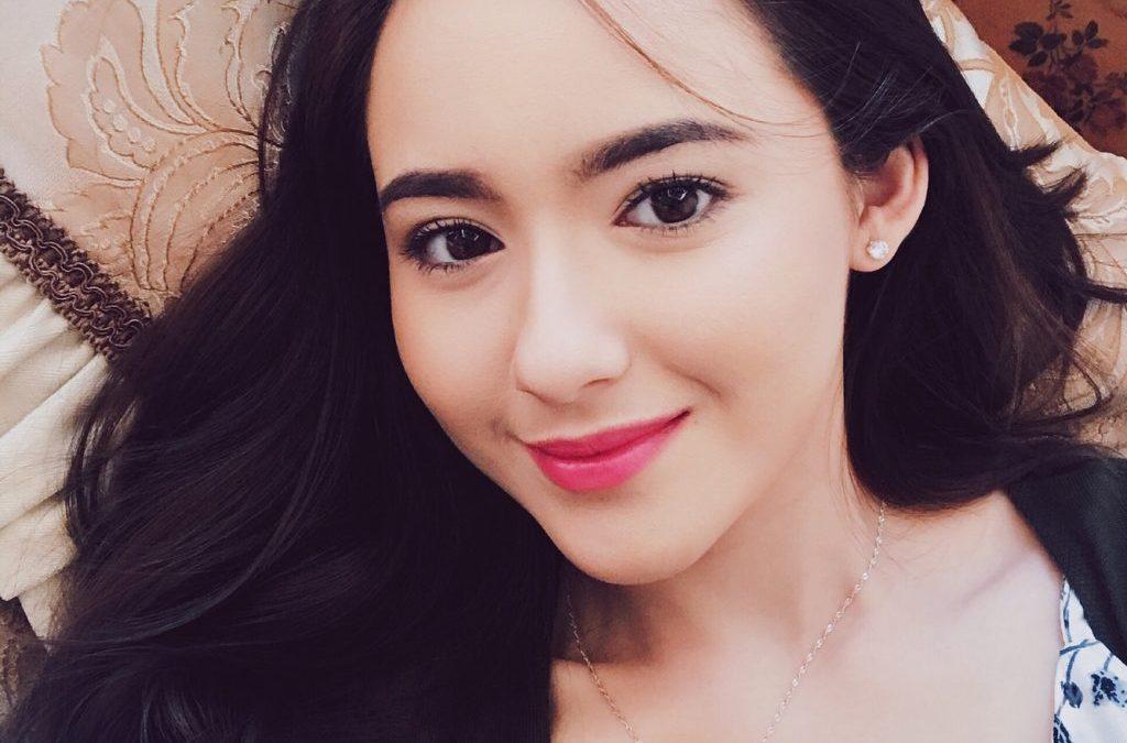 Netizen Cair Dengan Kecantikan Hannah Delisha