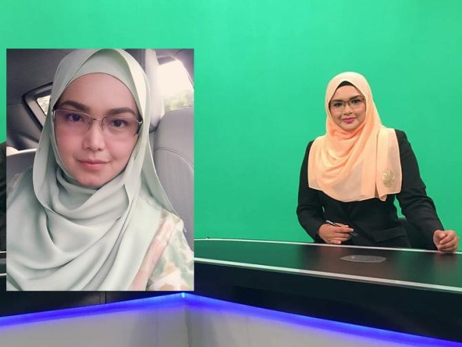 'Datuk Siti Terlalu Cantik Untuk Disamakan Dengan Saya'