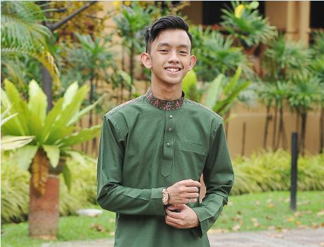 Ismail Izzani Fokus Belajar