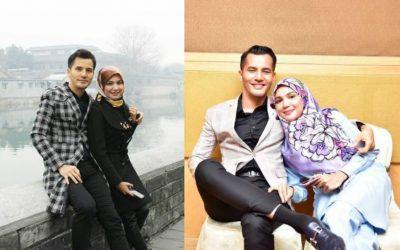Aliff Syukri Cakap Isteri Pakai Fesyen 'Kg'