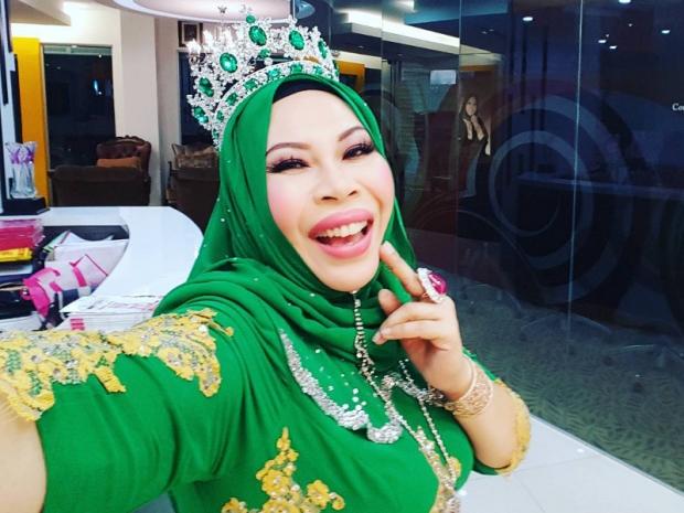Janji Datuk Vida, Para Isteri Tak Perlu Bimbang, Dia Tak Minat Suami Orang!