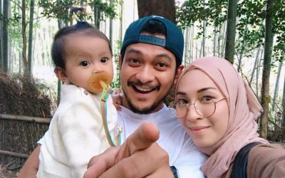 Comel! Reaksi Anak Shukri Yahaya Dengar Lagu Rasa Sayang