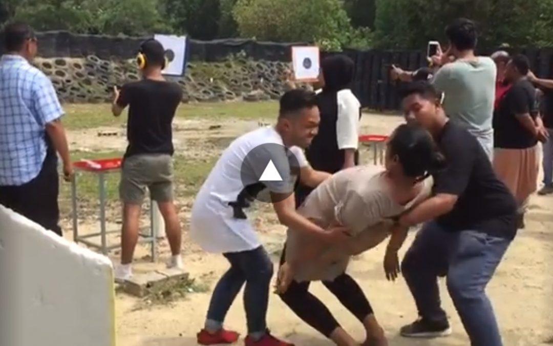 Video Jurusolek Melatah 'Mati', Jadi Bahan Gelak