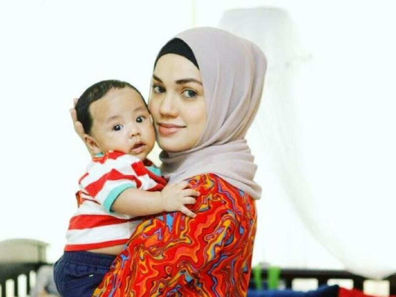 Puteri Sarah Liyana, Baby Kemalangan Jalan Raya