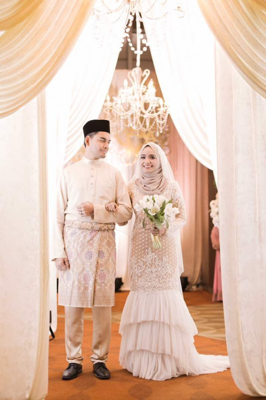 Ummi Nazeera kahwin