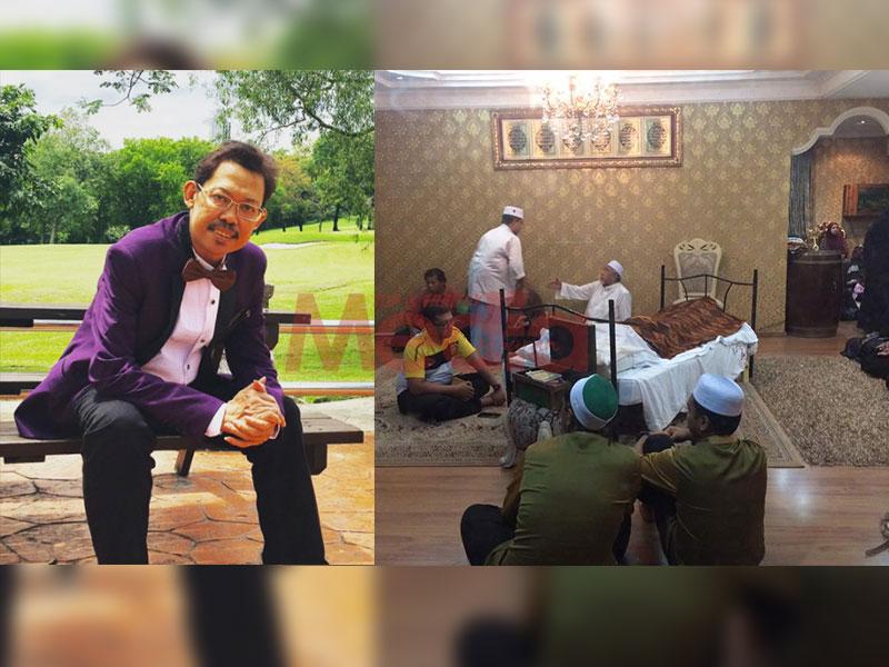 Pak Engku, Chef Selebriti Terkenal Meninggal Dunia