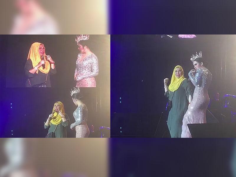 Datuk Vida Minta Syahrini Nyanyi 'I Am Me'