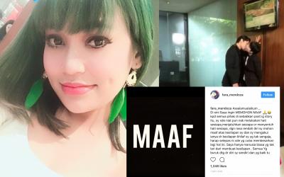 Fattah, Janna 'Cium' – Fara Mendoza Mohon Maaf