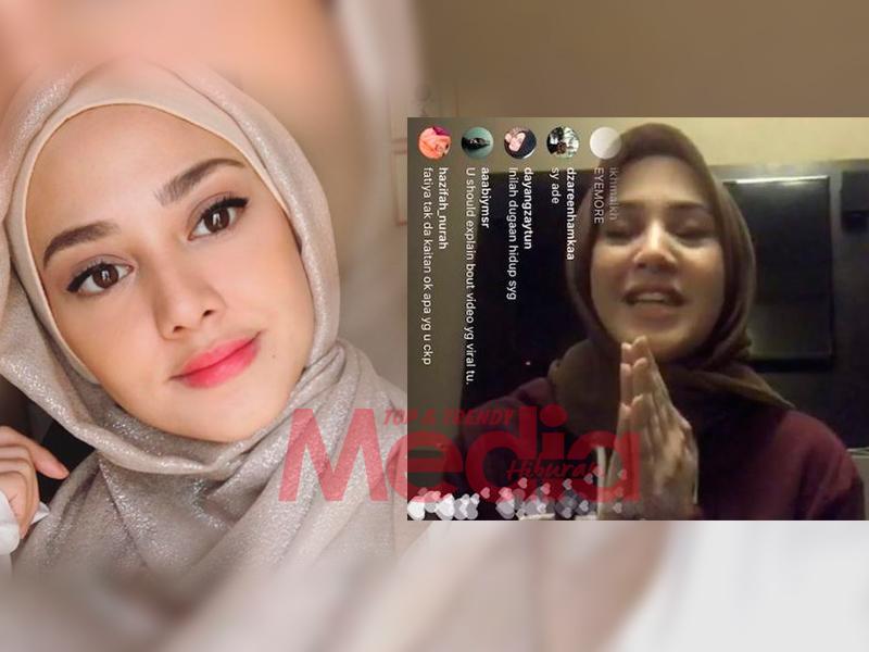Fathia Latiff Tak Tahu Bigo Boleh Ditonton Oleh Semua Orang…