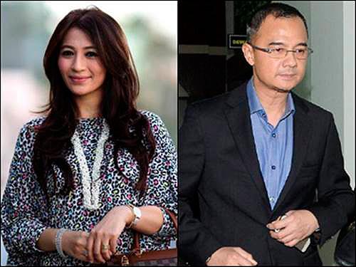 Bekas Suami Pelakon Gagal Tuntut Jam Tangan Mewah Lebih RM45,000