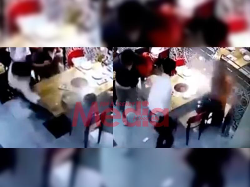 Pelayan Tak Sengaja Simbah Sup Panas Pada Kanak-Kanak