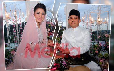 Ezlynn Dan Suami Sah Bercerai Talak Satu