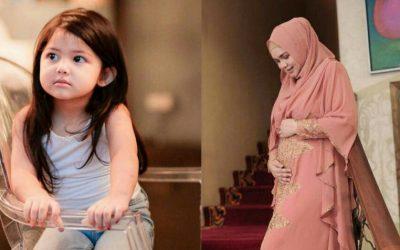 Comel! Aaisyah Ucap Tahniah Buat Datuk Siti