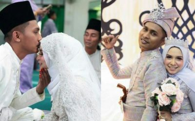 Sekali Lafaz, Mohd Mentor Sah Jadi Suami Asyiqin