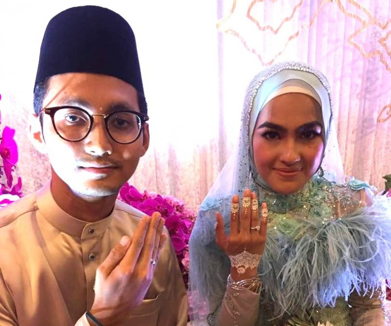 Sufian, Elfira Selamat Bertunang, Rancang Nikah Mac 2018