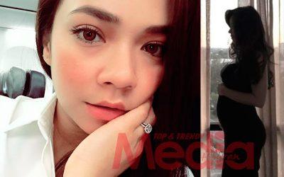Baby Bump Nora Danish Curi Tumpuan Netizen