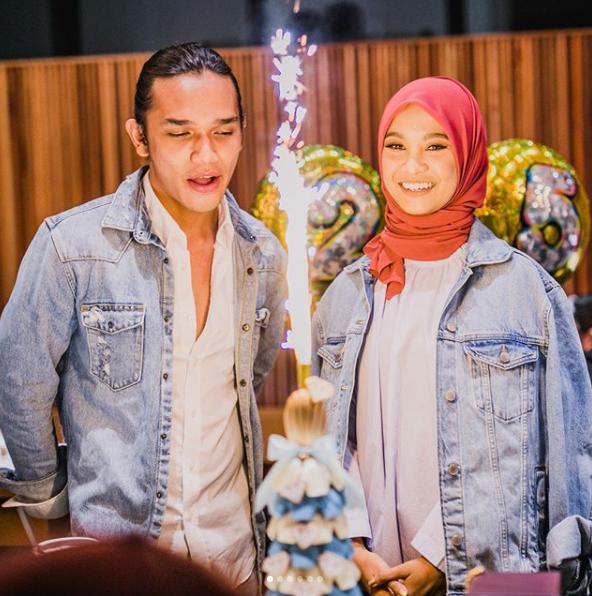 Nabila Razali Sambut Birthday Bersama 'Kawan'…