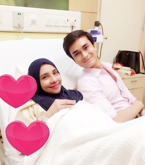 Alhamdulillah, Lufiya Selamat Lahirkan Anak Pertama!
