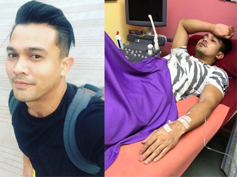 Saharul Ridzwan Jatuh Sakit Sebab Terlebih Makan Durian?