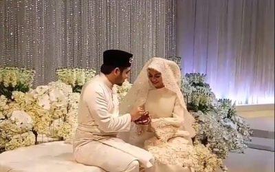Izara Aishah Sah Bergelar Isteri!
