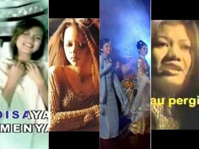 #MHRecap : Lagu Familiar Budak-Budak 90's