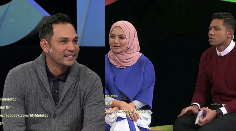 Datuk Hans Buat Pengakuan Jujur Depan Neelofa & Nabil Ahmad