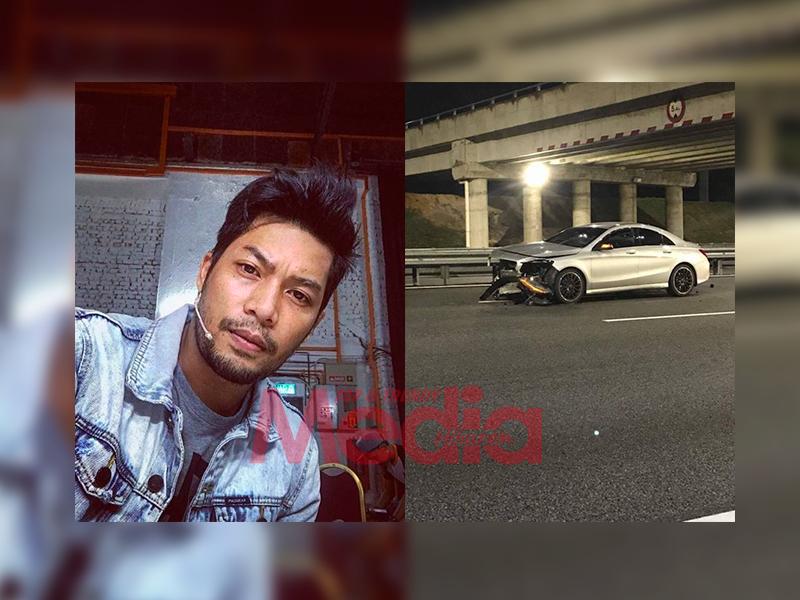 Kamal Adli Terlibat Dalam Kemalangan?