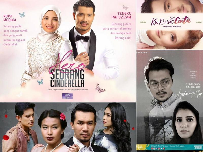 [VOTE] 23 Senarai Drama Popular 2017, Mana Yang Paling Ketagih?