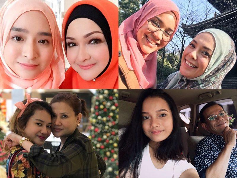 7 Selebriti Popular Yang Ada Anak Dara Jelita & Cun Melecun!