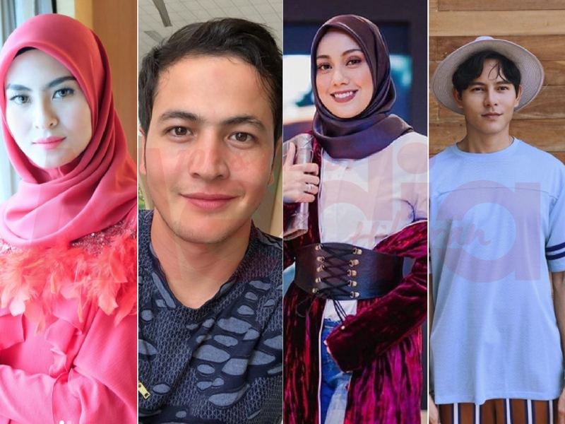 30 Nama Sebenar Selebriti Malaysia Korang Mungkin Tak Tahu!
